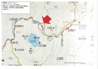 奥会津シンフォニーロード設置位置図